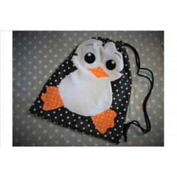 Pingwinek :) Worek dla Małego Odkrywcy!