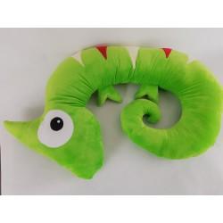 KameLeoś :) Poduszka- rogal dla przyszłej mamy :)