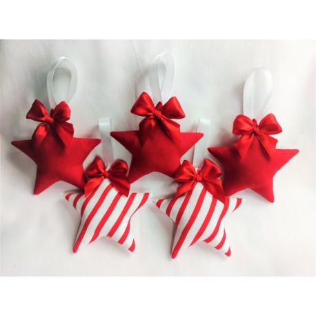 Świąteczne Gwiazdki :)