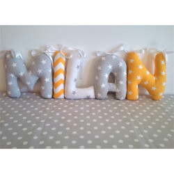 3D letters - 3