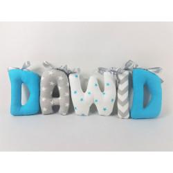 3D-Buchstaben - 2