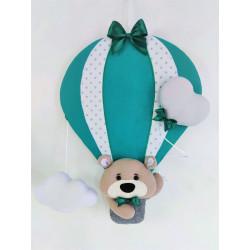 copy of Decoration teddy bear in balloon :) Mint - 1